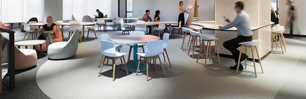Regupol Australia Recycled Rubber Flooring