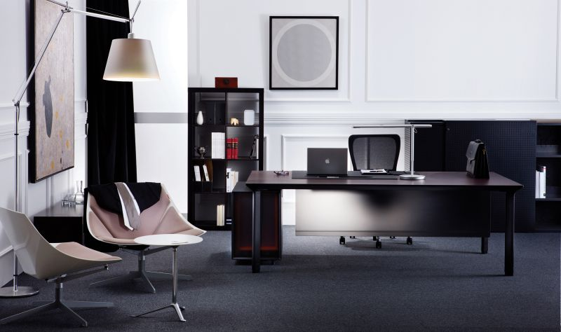 AllWays Workstation by Haworth Australia
