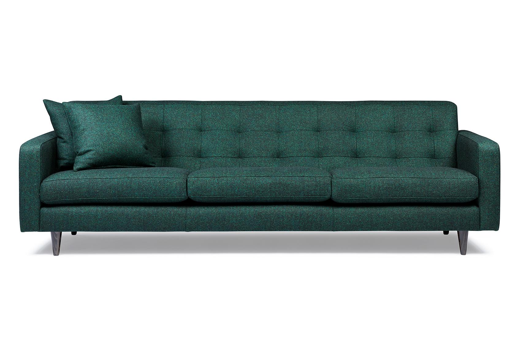 Arthur G Manhattan Fixed Back Sofa
