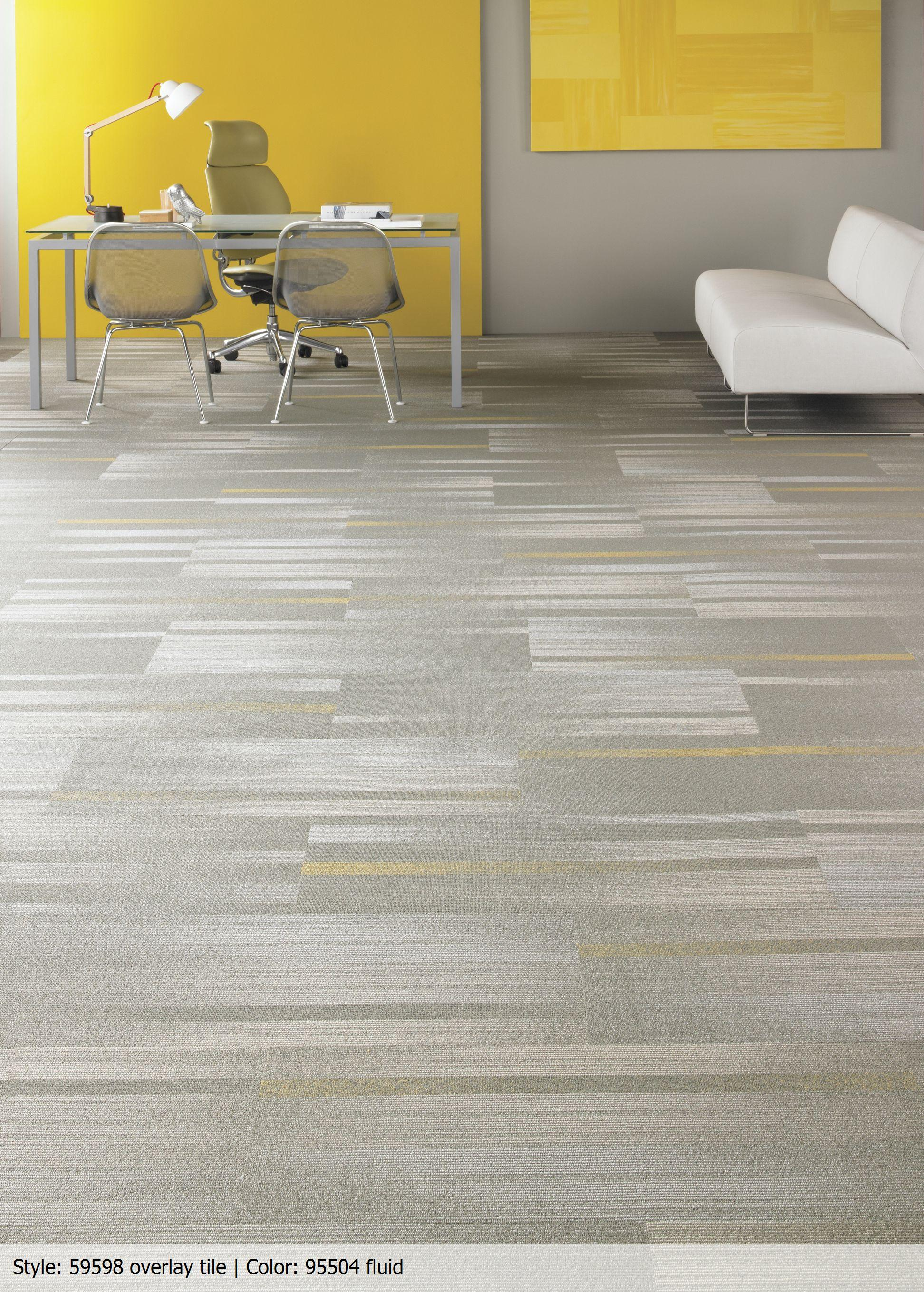 Shaw Ecoworx Carpet Tile With Ecosolution Q Yarn Geca