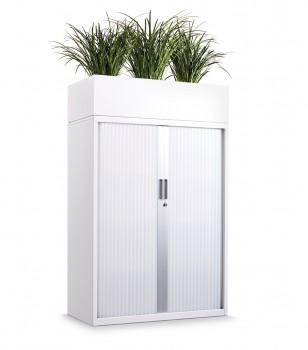Strata 2 Tambour Door Cabinet Geca
