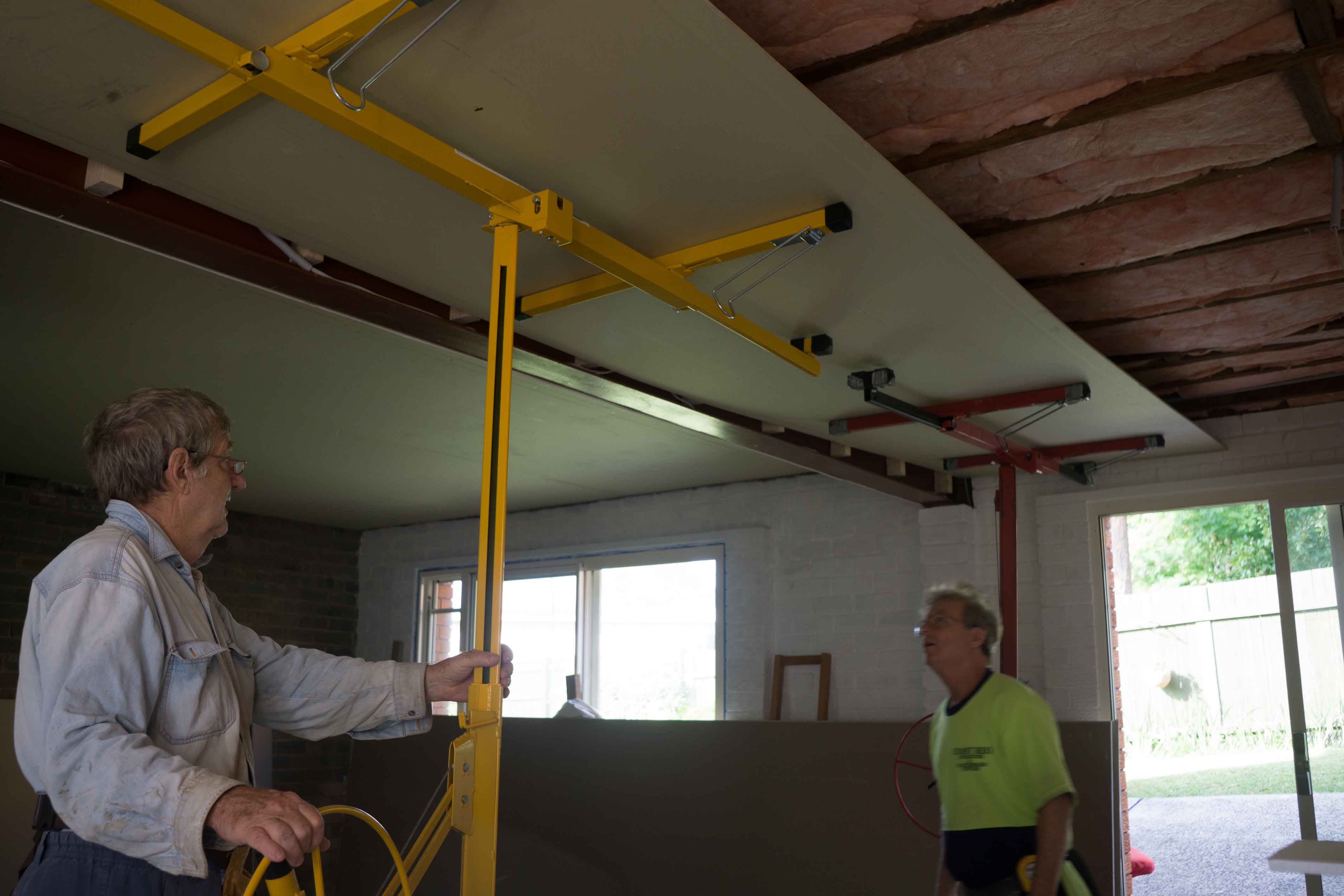 Installing Eco Friendly Plasterboard With Geca Project Series
