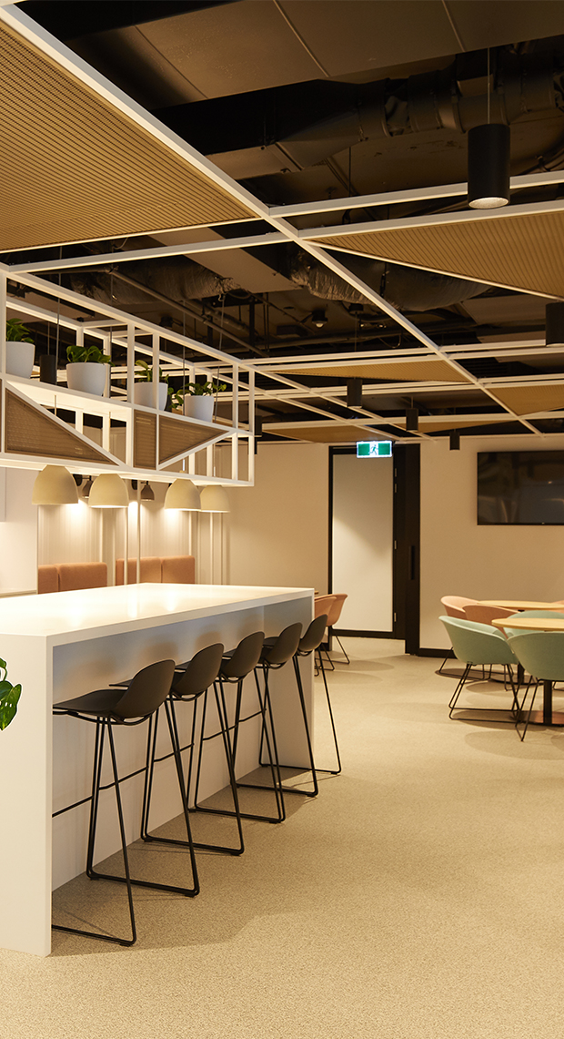 Everroll® recycled rubber flooring in Master Builder QLD