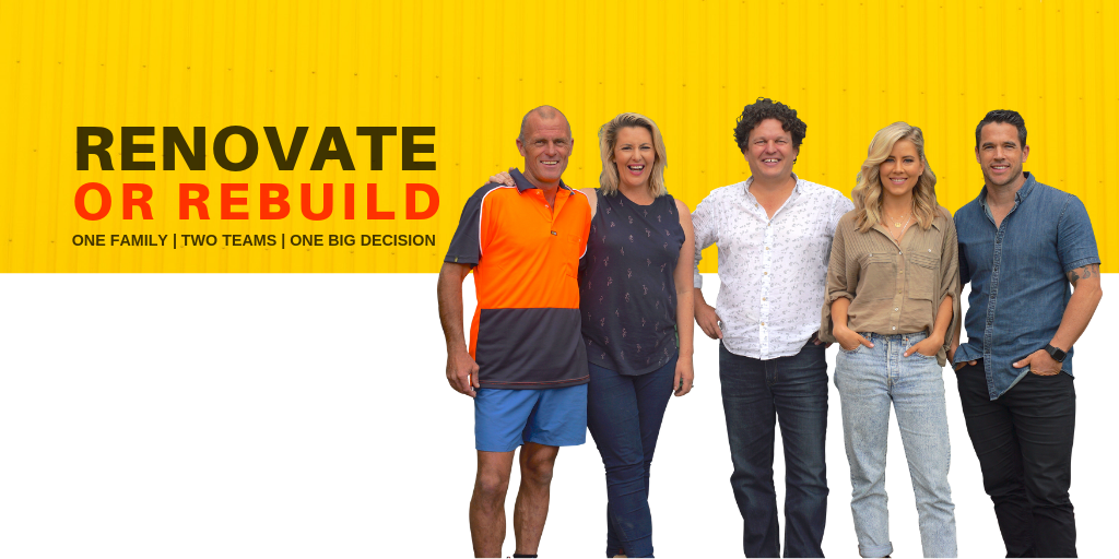 Renovate or rebuild