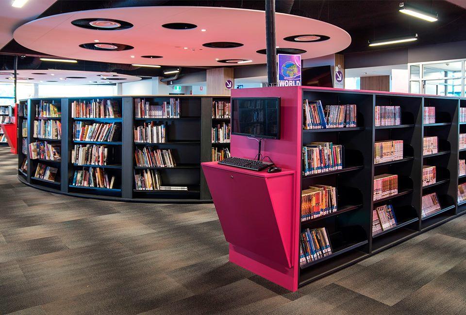 Quantum Library Supplies
