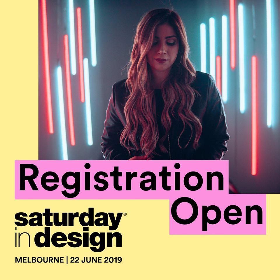 Register for Saturday Indesign