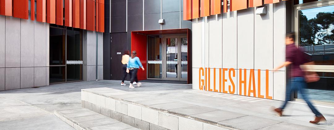 Monash University Gillies Hall