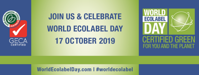 World Ecolabel Day 2019