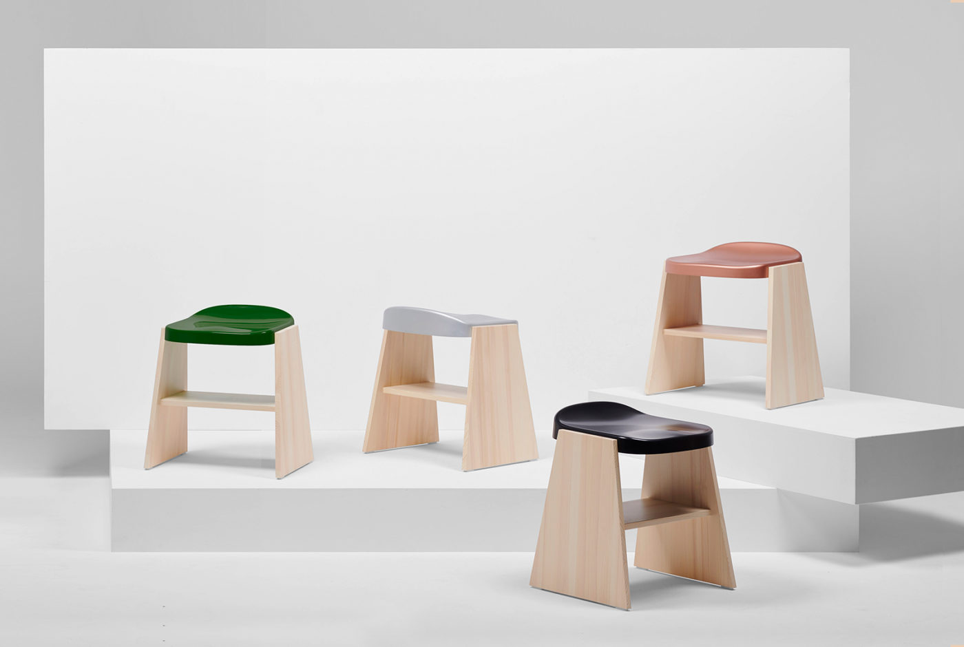Fronda Stool from District