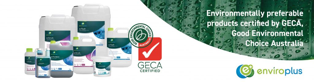 GECA certified Enviroplus range by Abco