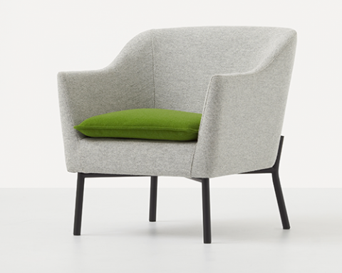 Felix Lounge Chair from District