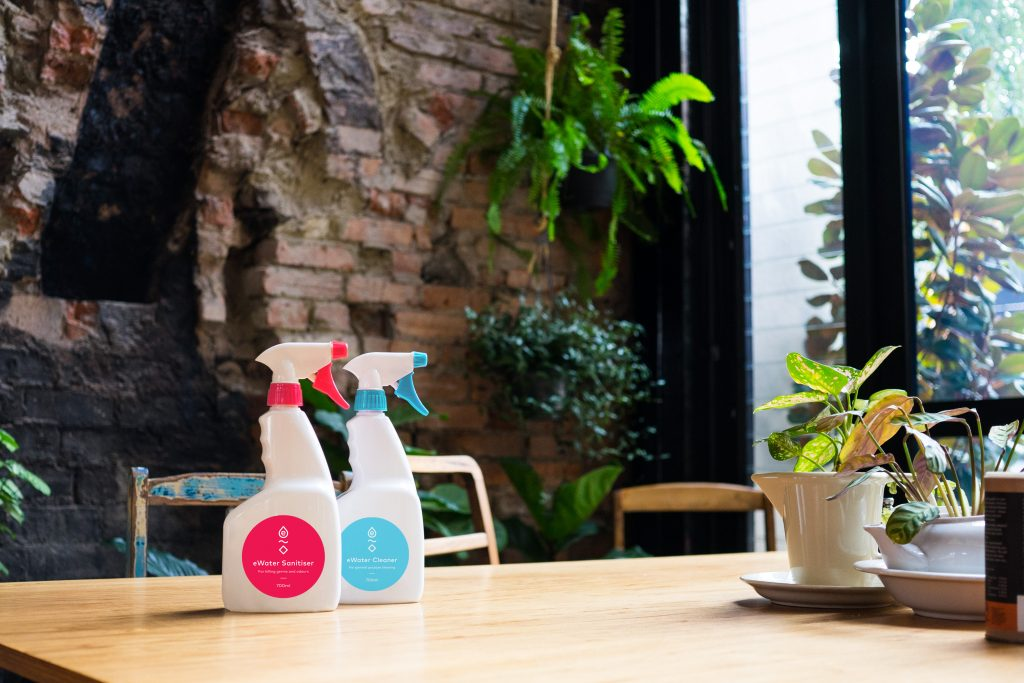 eWater Systems Spray Bottles