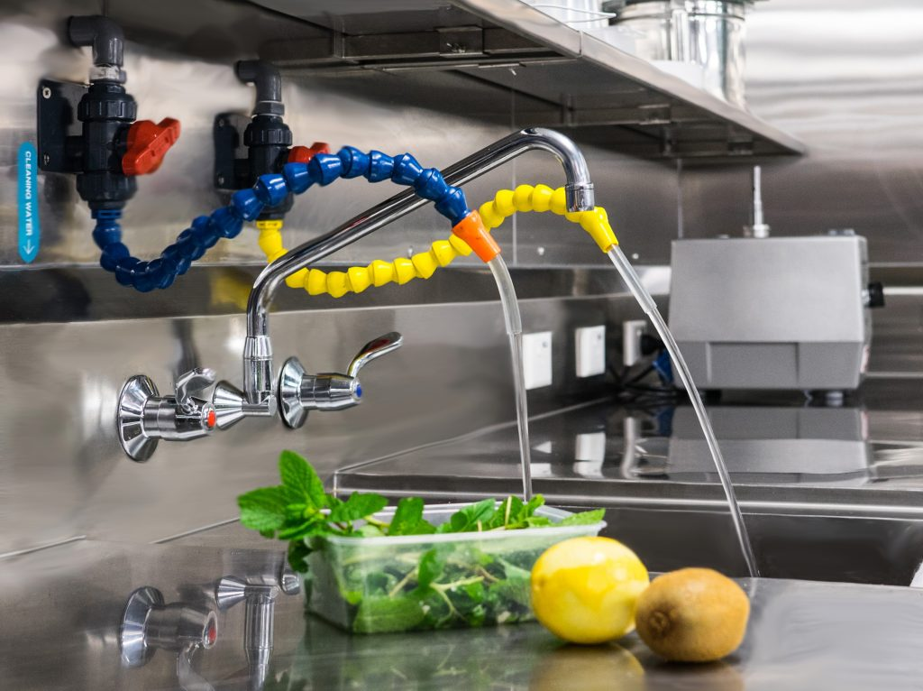 eWater Systems Integrated Tap System
